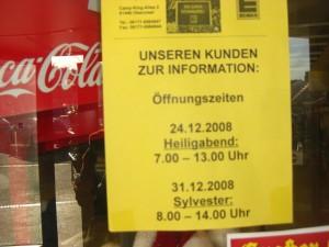 Deutsche Sprache, schwere Sprache...
