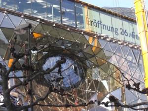 Palais Quartier Eröffnung am 26. Feb 09