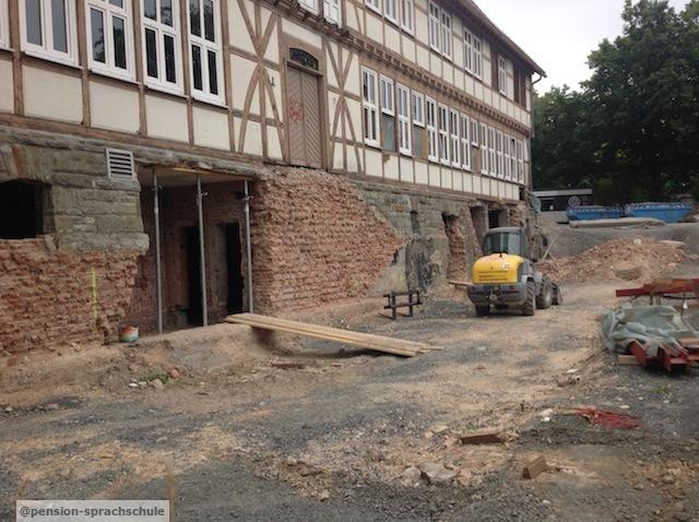 Lodge construction Oberursel