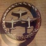 Drei Flieger medal