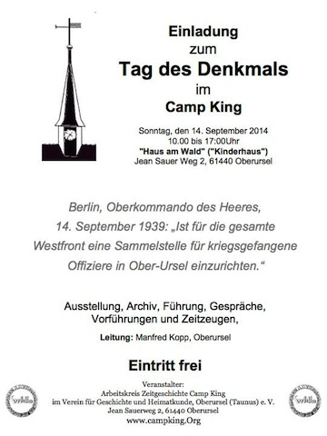 Open House Camp King Oberursel