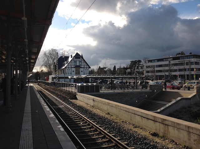Oberursel Bahnhof