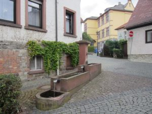 Brunnen in Oberursel
