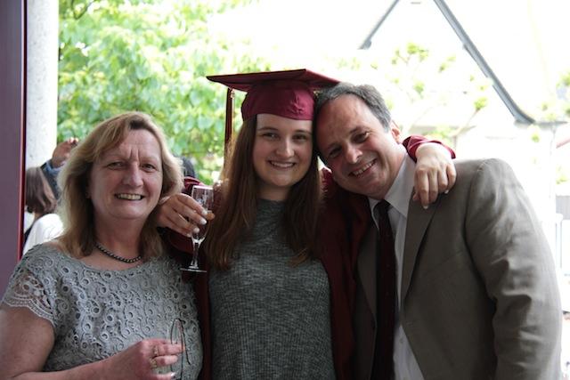 FIS graduation